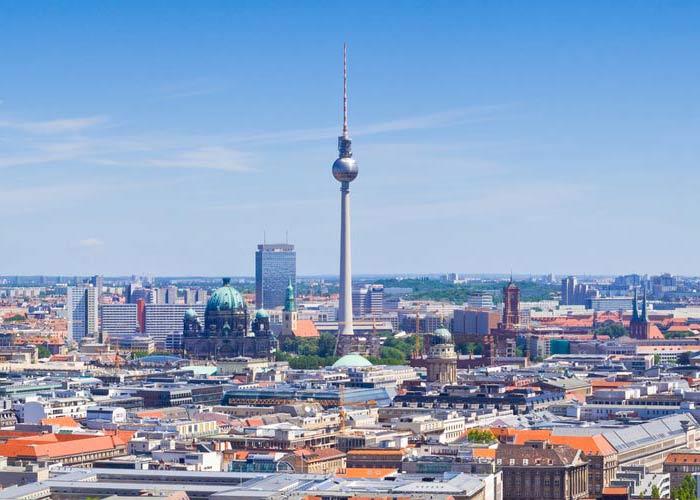 Berliner Skyline 3