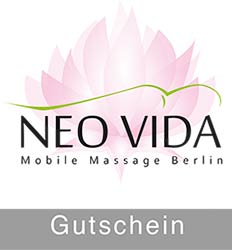 neo vida gutschein f r eine mobile massage in berlin. Black Bedroom Furniture Sets. Home Design Ideas