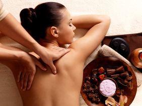 Medizinische Ganzkörpermassage